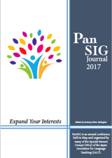 PanSIG 2017 Journal