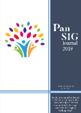 PanSIG 2019 Journal