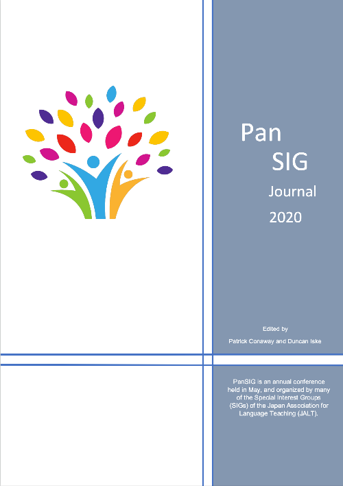 2020 PanSIG Journal