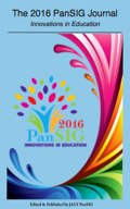 PanSIG 2016 Journal