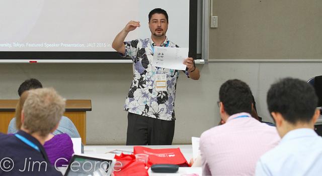PanSIG presentation